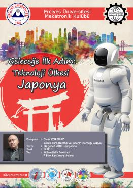 First Step to the Future: Technology Country Japan